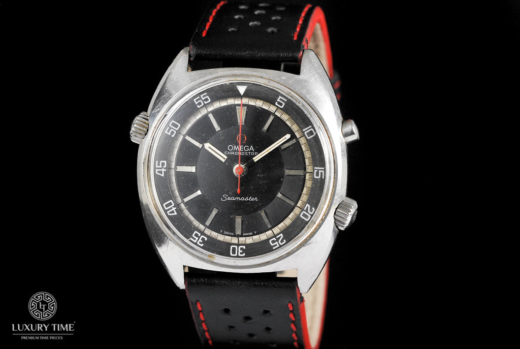 Omega Seamaster Chronostop Mens Watch