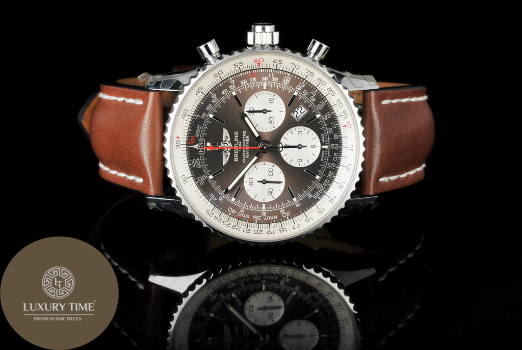 Breitling Navitimer Rattrapante 45 Men's Watch