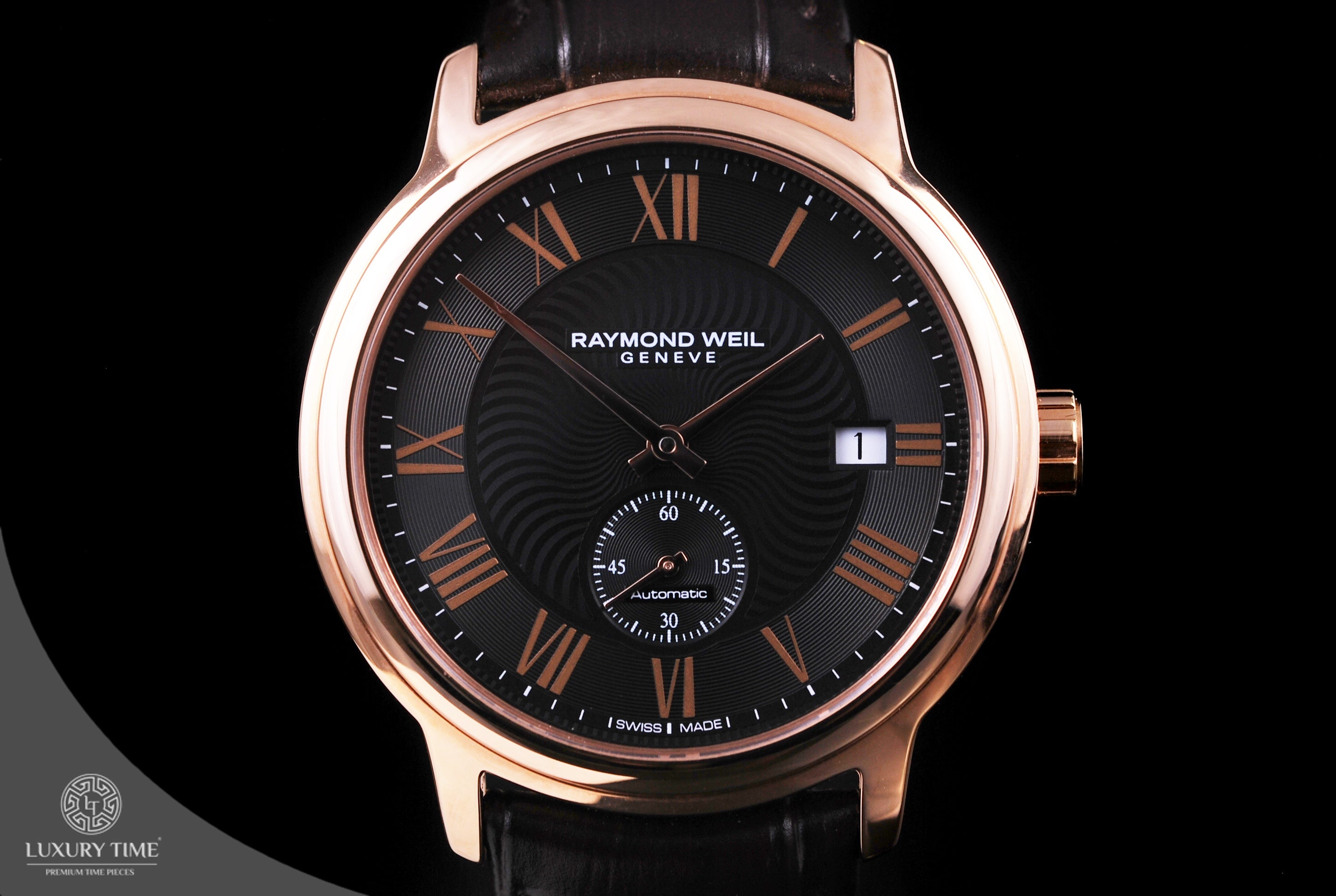 raymond nabucco weil watches