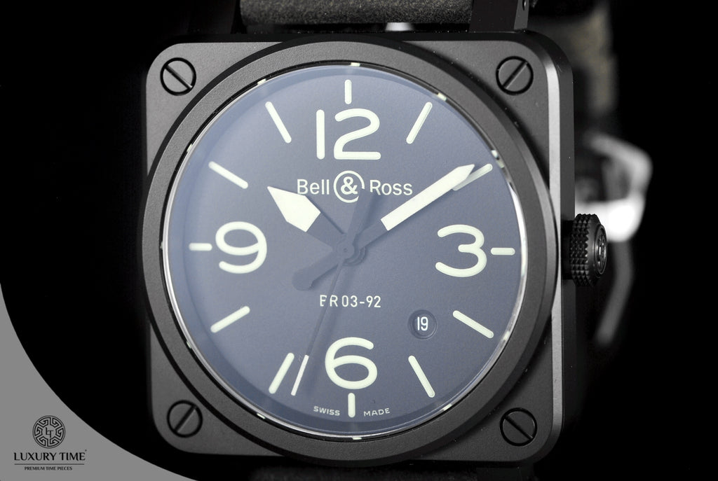 Bell & Ross BR03-92 Automatic 42mm Mens Watch