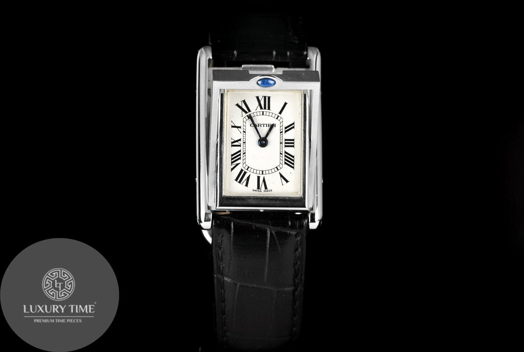 Cartier Tank Basculante Ladies Watch