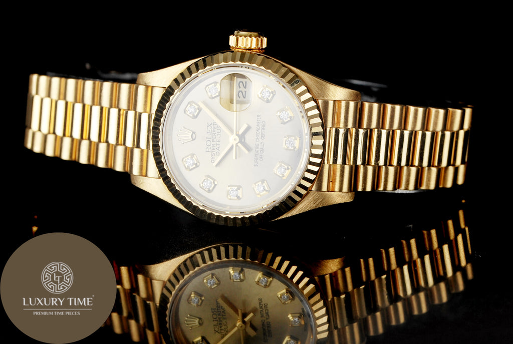 Rolex Datejust Lady Ladies Watch