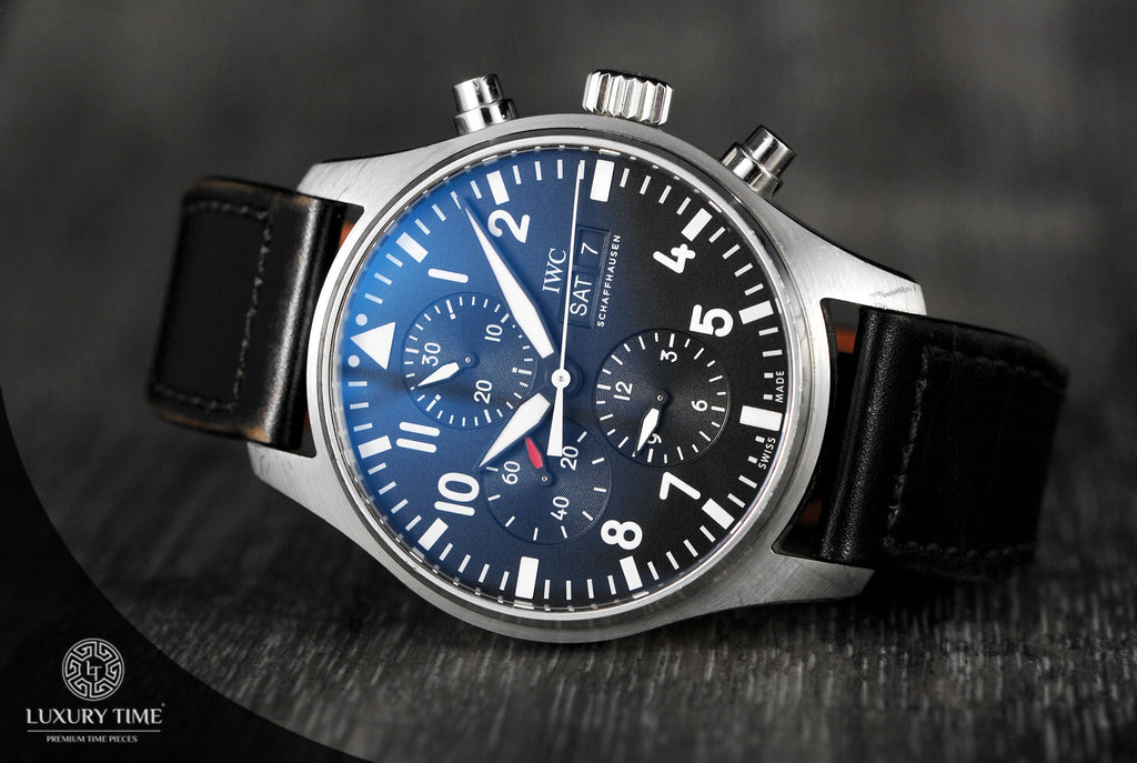 IWC Pilot's Chronograph Men's Watch