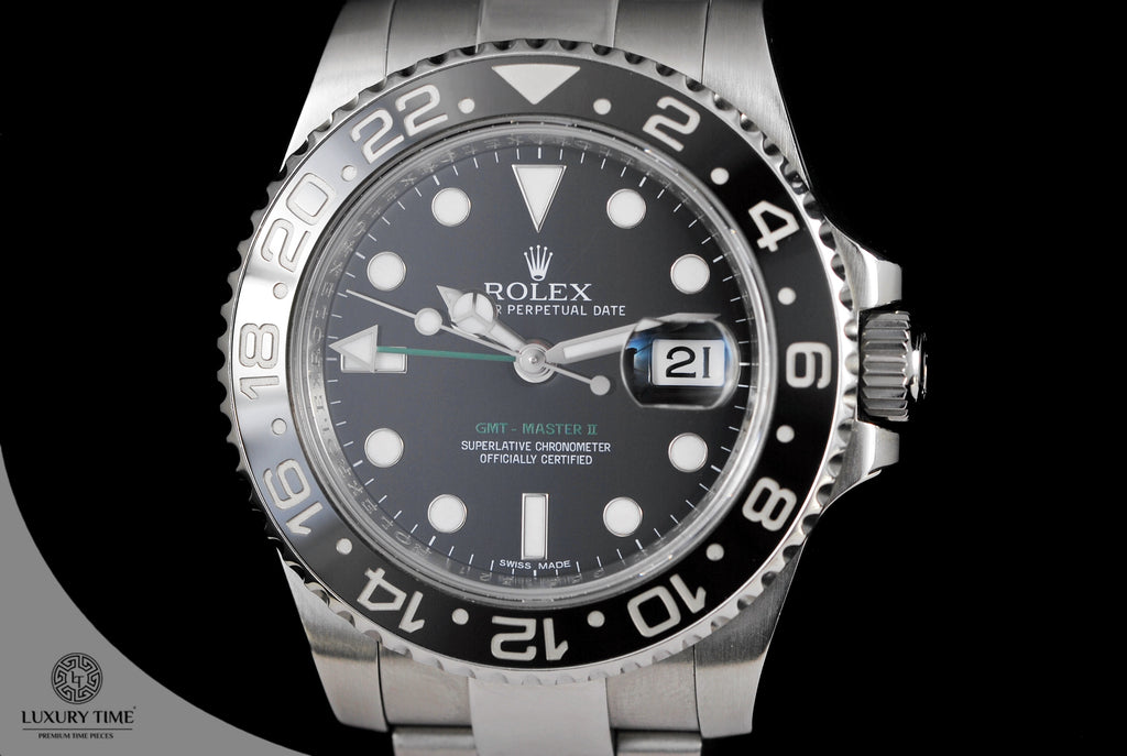 Rolex GMT Master II Men's Watch