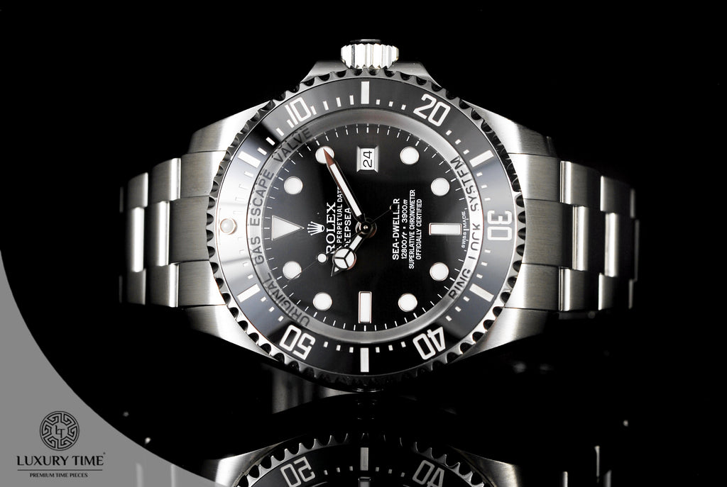 Rolex Sea Dweller Deepsea Men's Watch