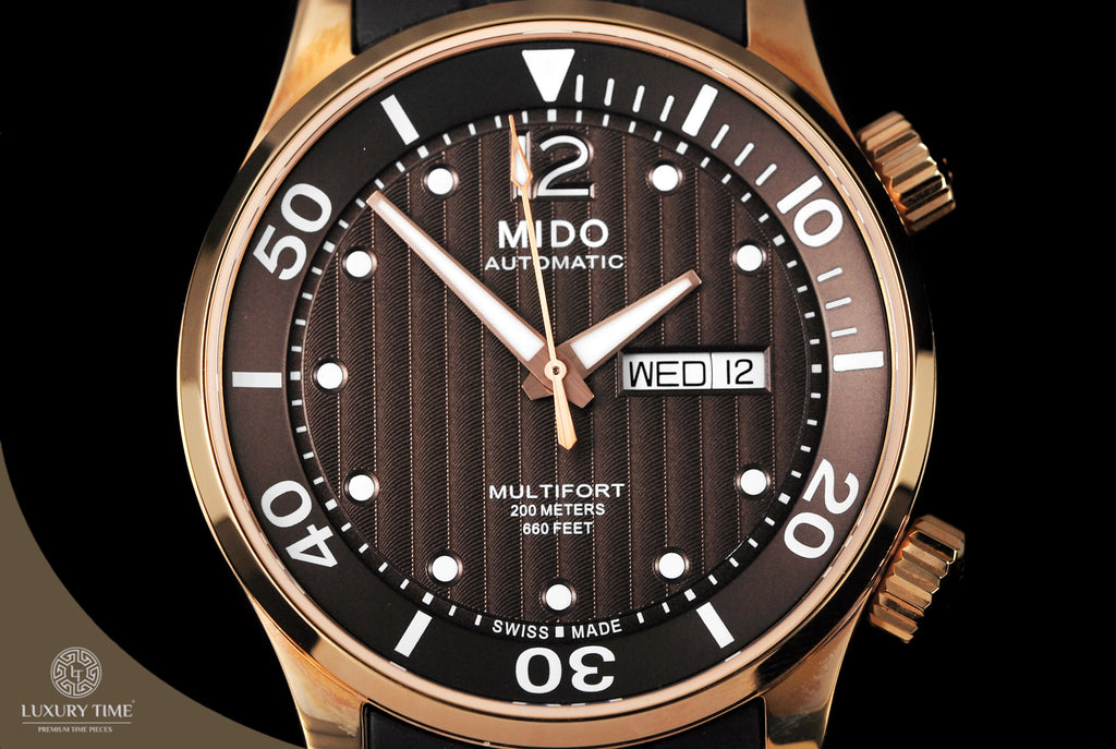 Mido Multifort Automatic Men's Watch