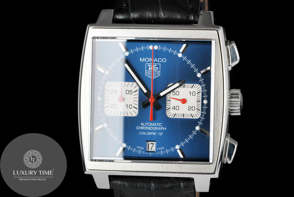 Tag Heuer Monaco Automatic Calibre 12  Men's Watch