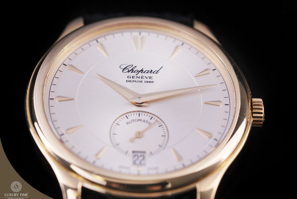 Chopard LUC 18kt Yellow Gold Men's Watch