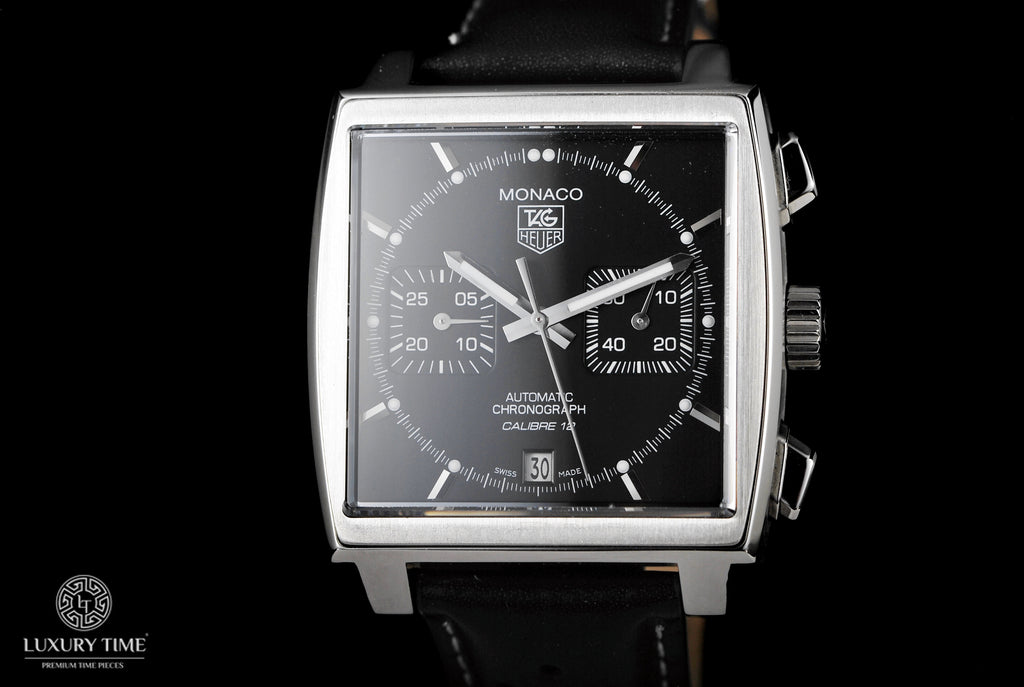 Tag Heuer Monaco Cal 12 Mens Watch