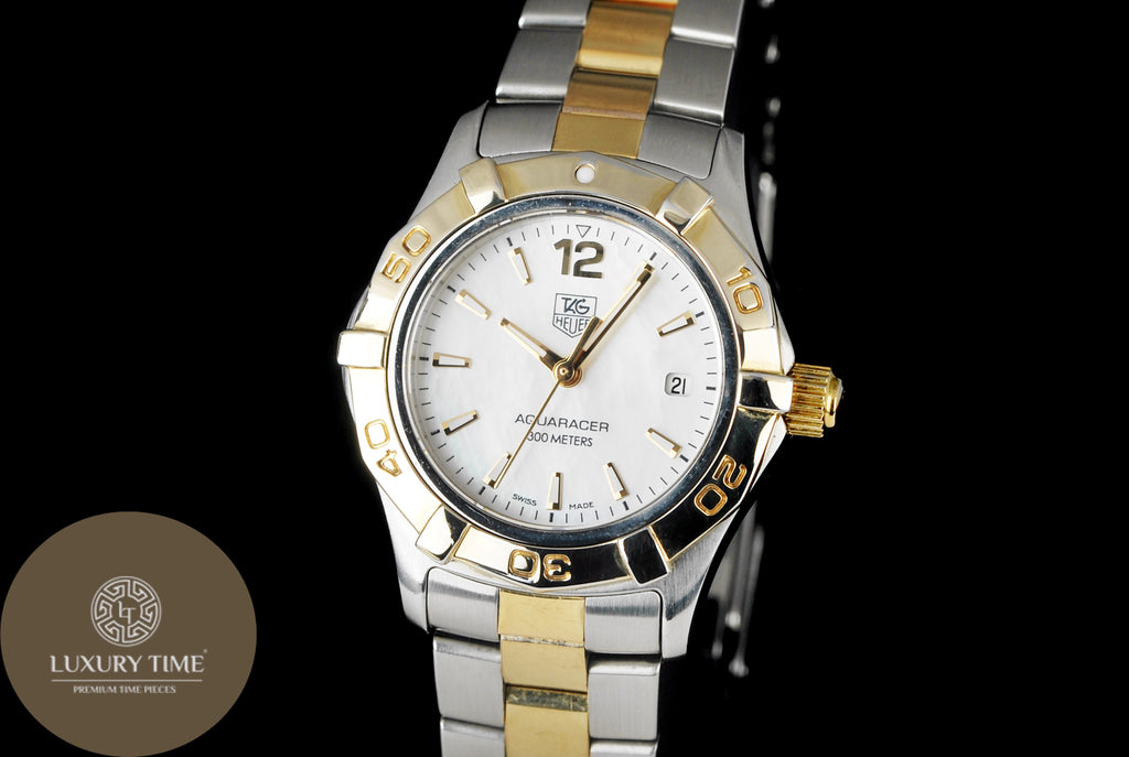 Tag Heuer Aquaracer Quartz Ladies Watch