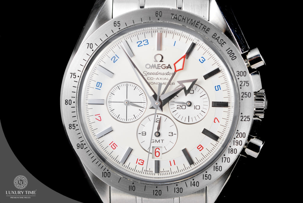 Omega Speedmaster Broad Arrow Mens Watch