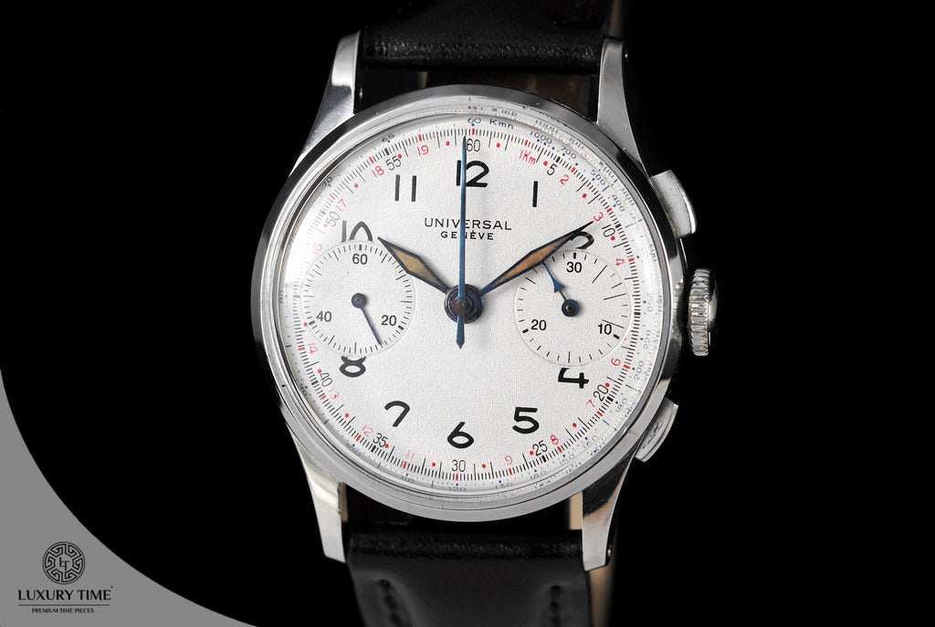 Universal Geneve Vintage Chronograph Watch