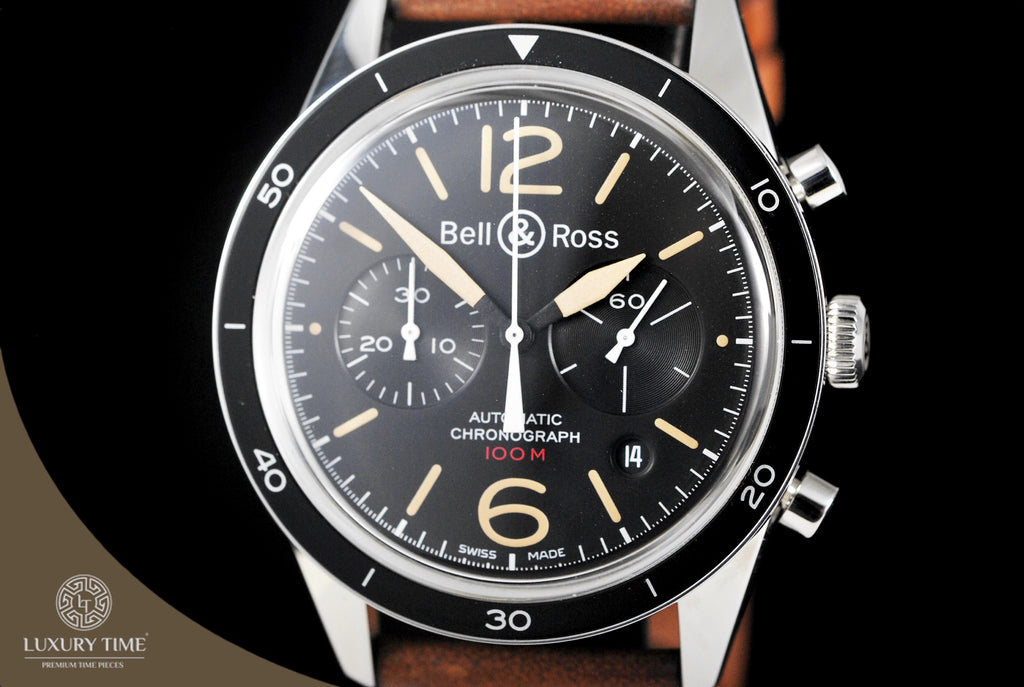Bell And Ross Vintage 126 Men's Watch