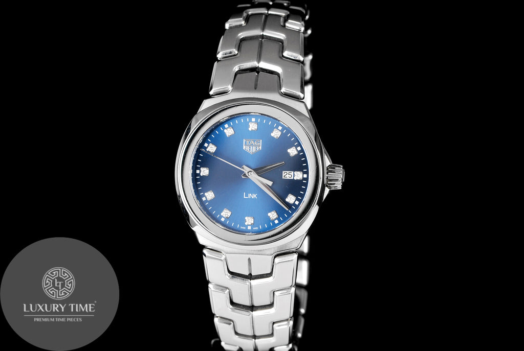 Tag Heuer Link Quartz 32mm Ladies Watch