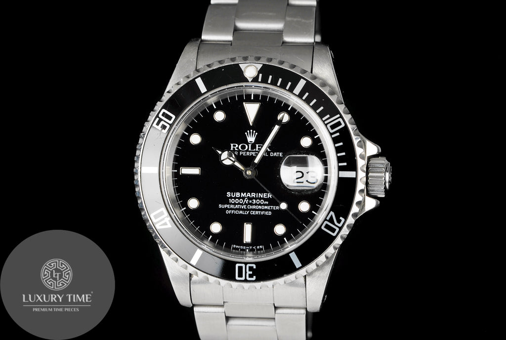 Rolex Submariner Men's Watch