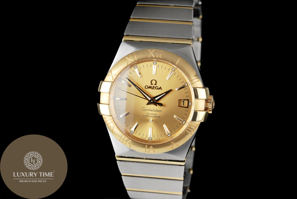Omega Constellation Chronometer Men's Watch