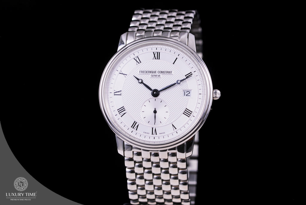 Frederique Constant Slimline Quartz Mens Watch