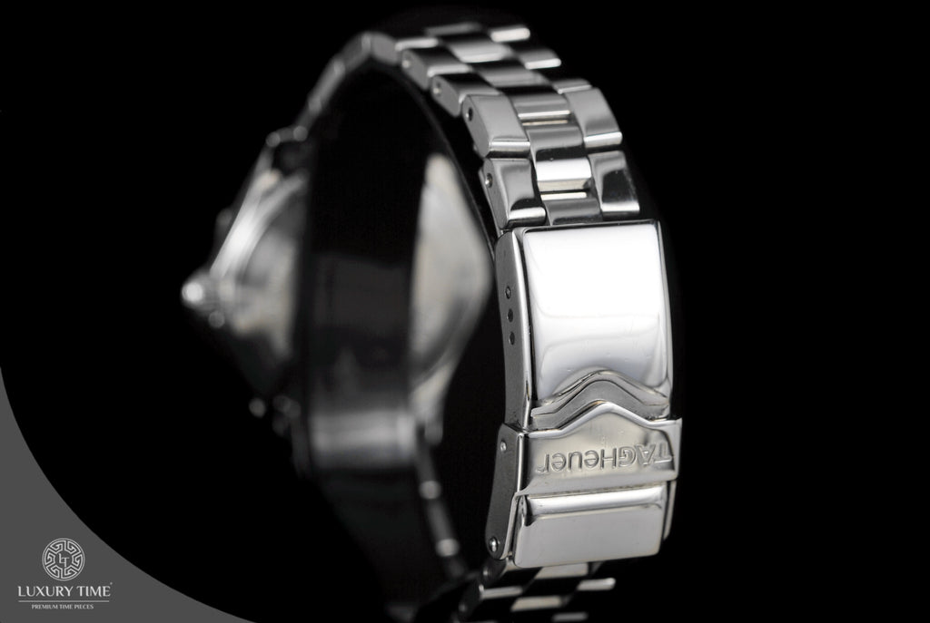 Tag Heuer Aquaracer Mother of Pearl Dial Ladies Watch_