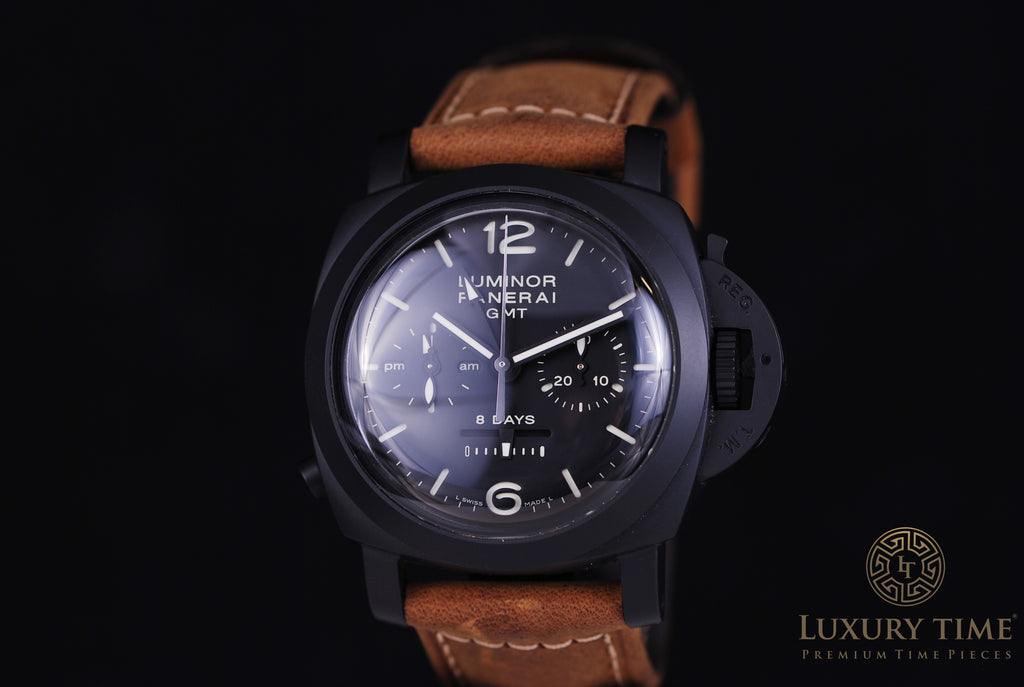 Panerai Manifattura Luminor 8 Days Men's Watch