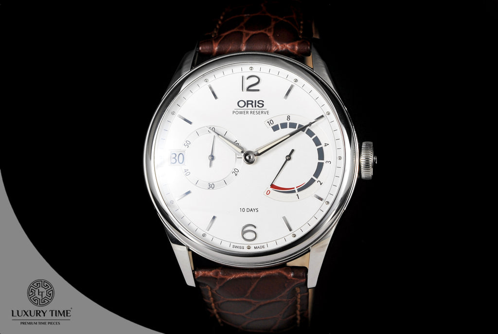 Oris Artelier 10 Days Men's Watch
