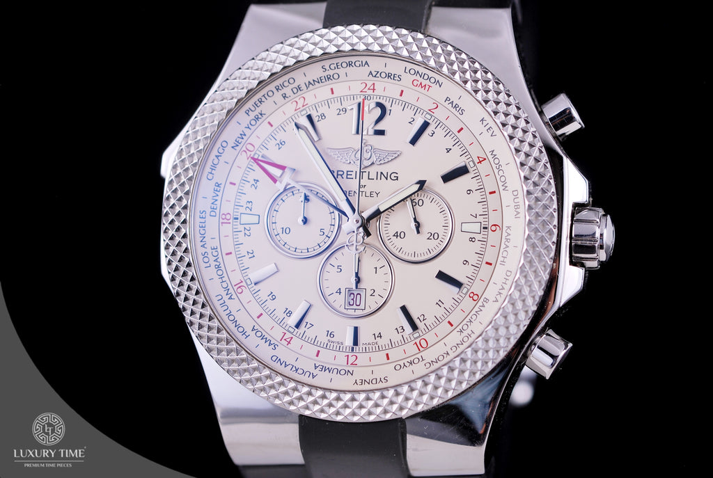 Breitling Bentley GMT Automatic Men's Watch