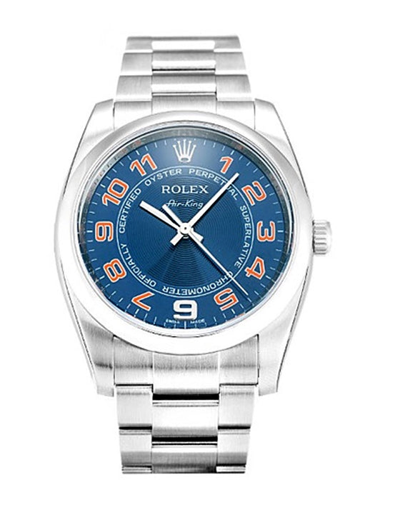 Rolex Air-King Unisex Watch