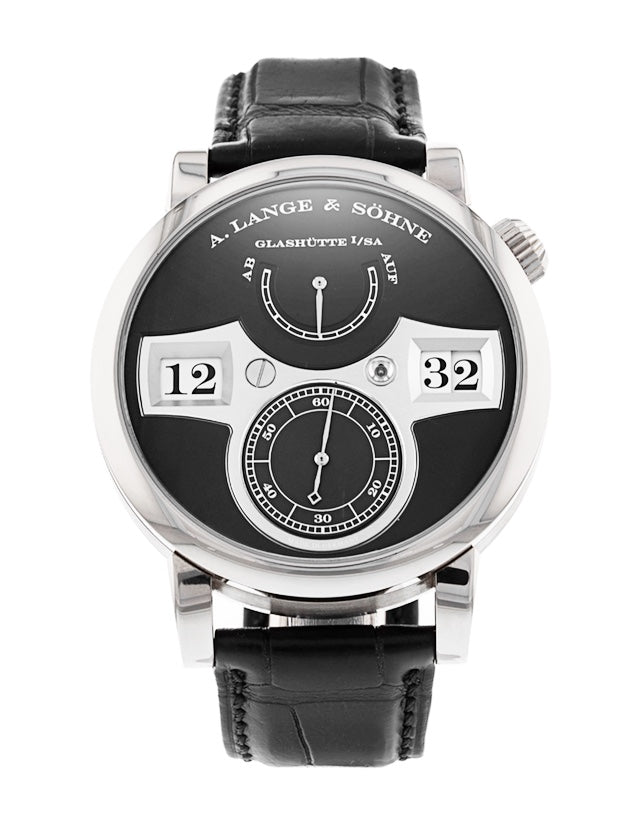 Lange & Sohne Zeitwerk Mens Watch