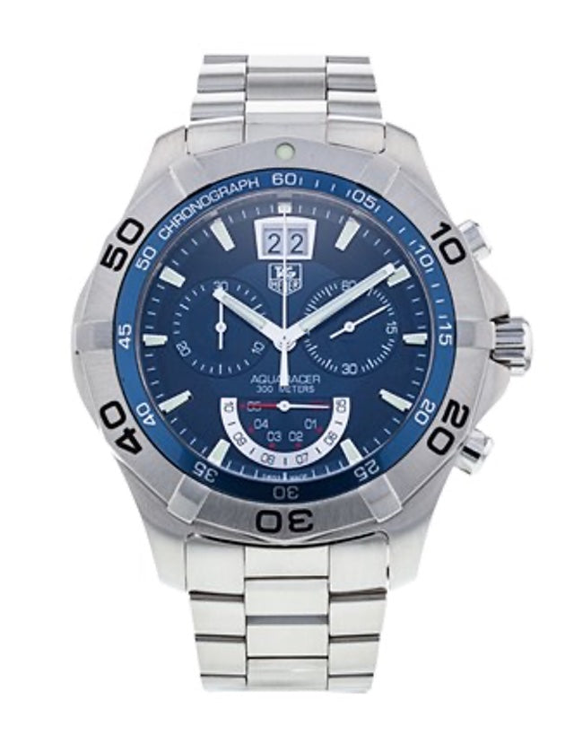 Tag Heuer Aquaracer Chronograph Men's Watch