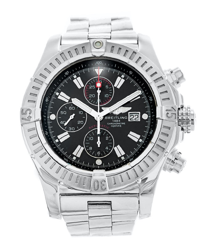 Breitling Super Avenger Men's Watch