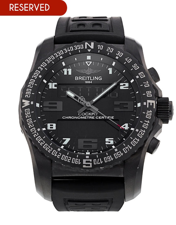 Breitling Cockpit B50 Men's Watch