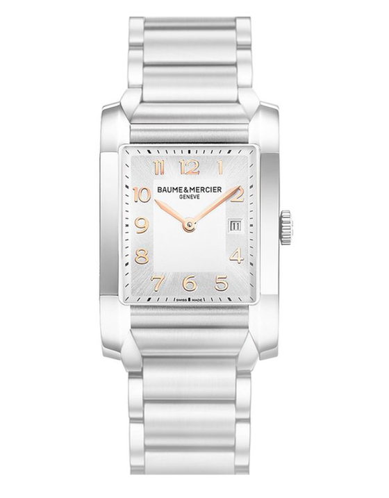 Baume & Mercier Hampton Rectangular Ladies Watch