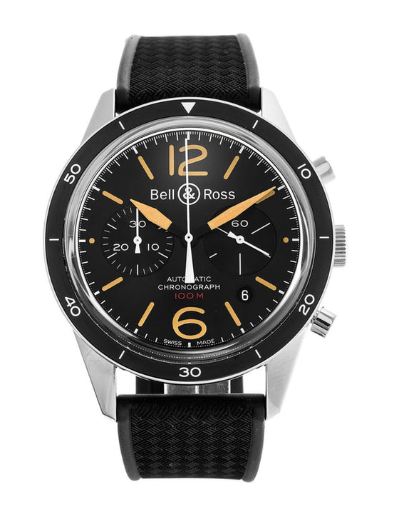 Bell & Ross BR 126 Sport Heritage Men's Watch