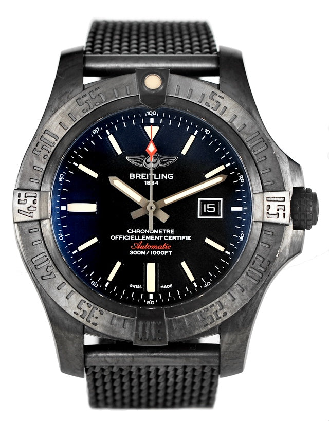 Breitling Avenger Blackbird Men's Watch