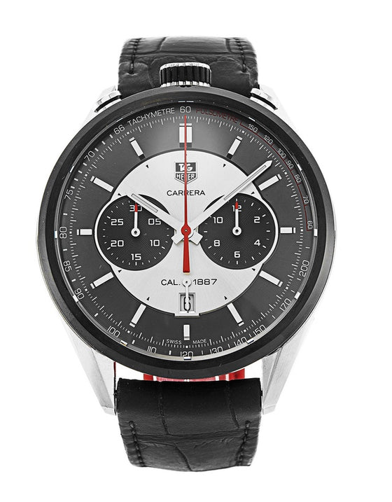 Tag Heuer Carrera Jack Heuer Edition Automatic Chronograph Men's Watch