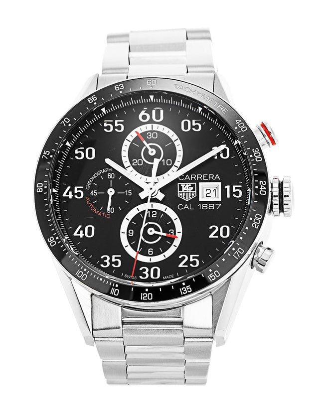 Tag Heuer Carrera 1887 Mens Watch_