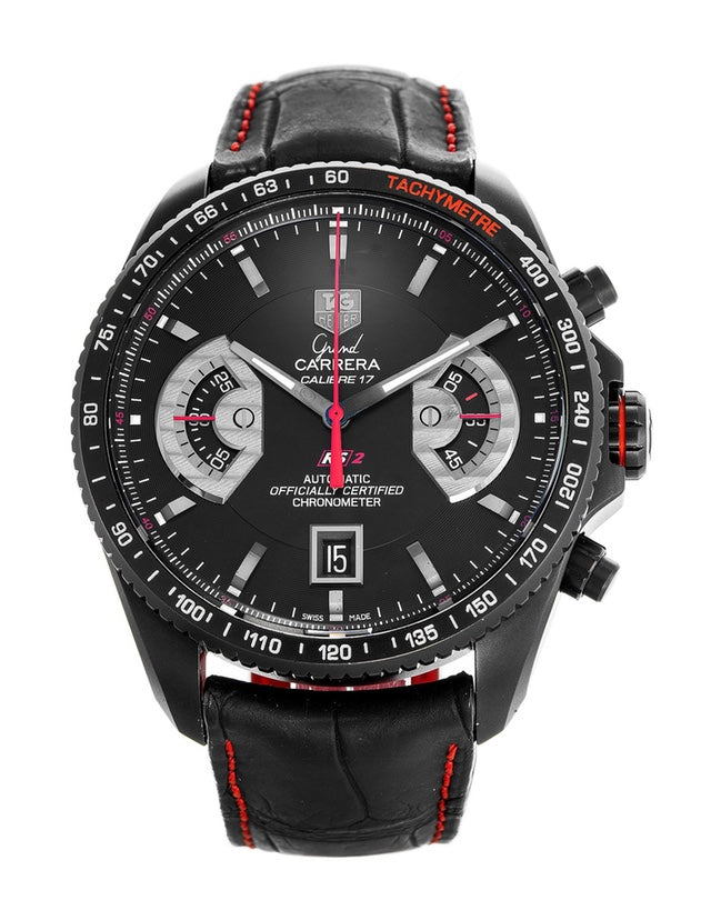 Tag Heuer Grand Carrera Men's Watch