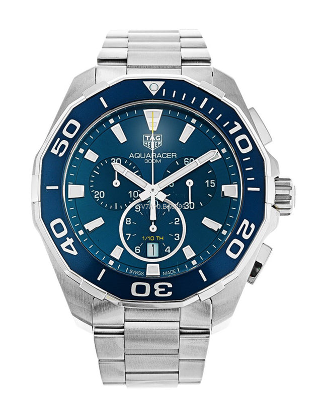 Tag Heuer Aquaracer Quartz Chronograph Men's Watch