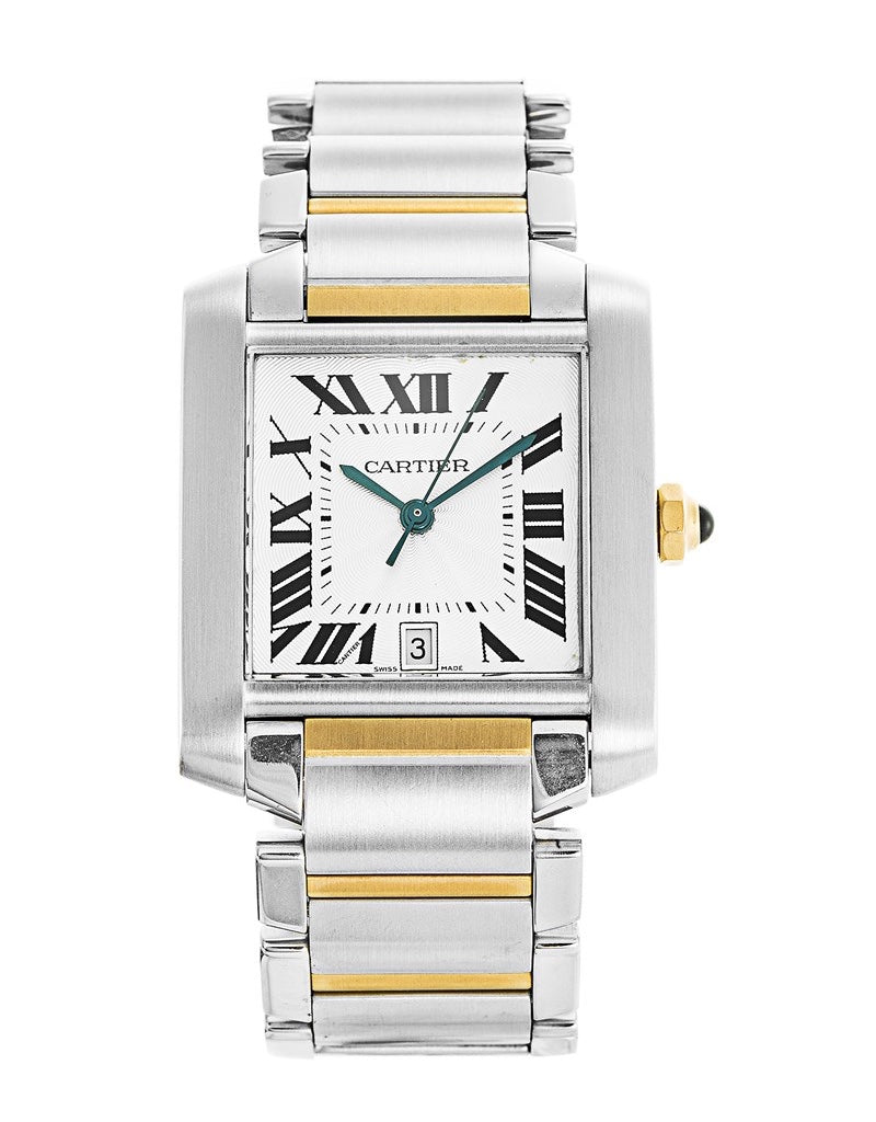 Cartier Tank Francaise Men's Watch