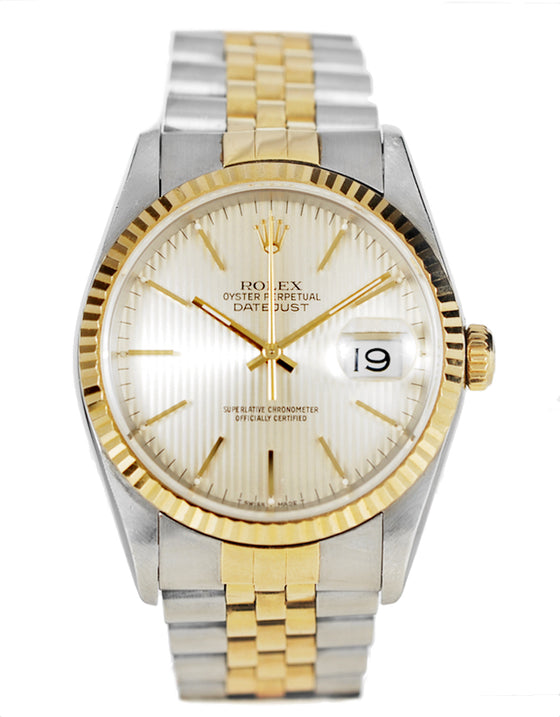 Rolex Oyster Perpetual Date Men's Watch