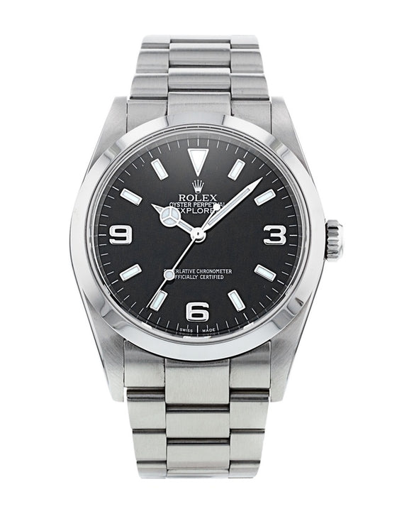 Rolex Explorer Mens Watch