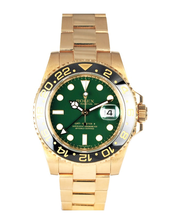 Rolex GMT Master II Mens Watch