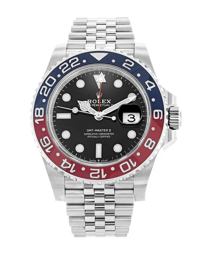 Rolex Gmt-Master II Ceramic 'Pepsi' Mens Watch