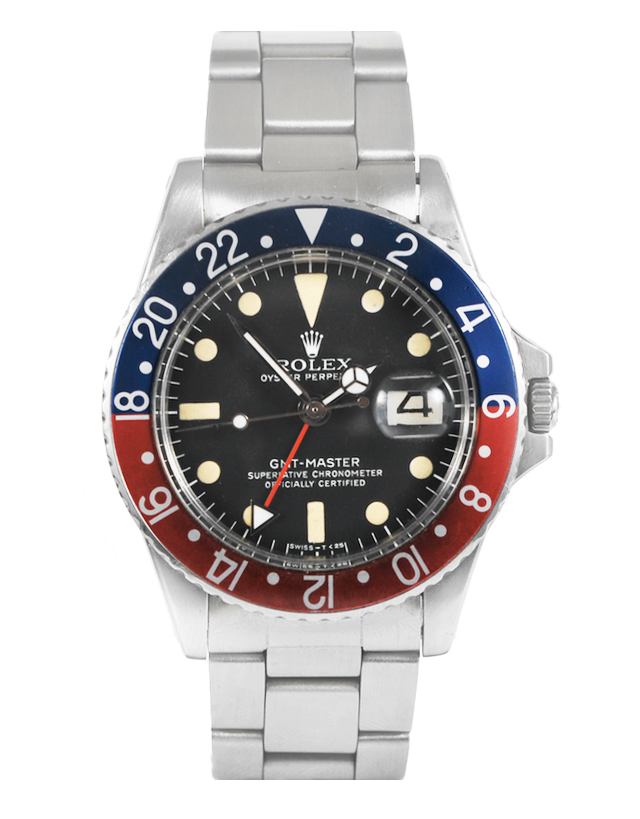 Rolex GMT Master Mens Watch