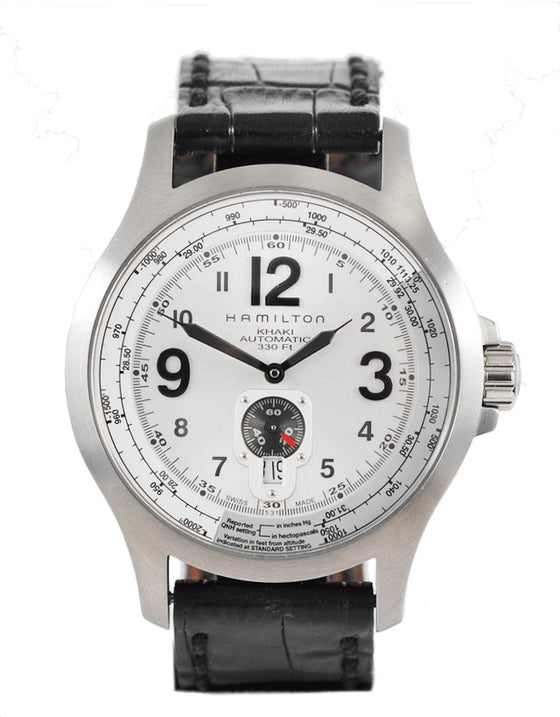 Hamilton Khaki Aviation Mens Watch