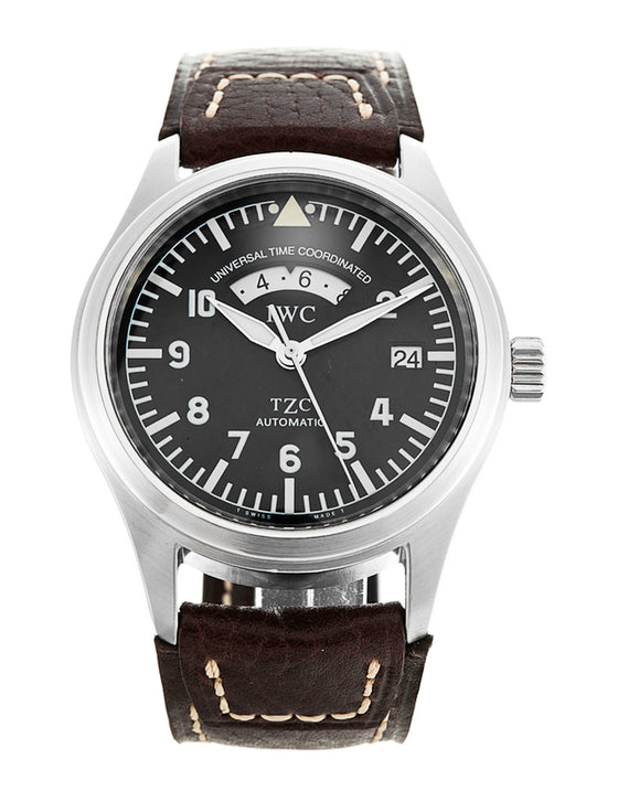 IWC Pilots Utc Mens Watch