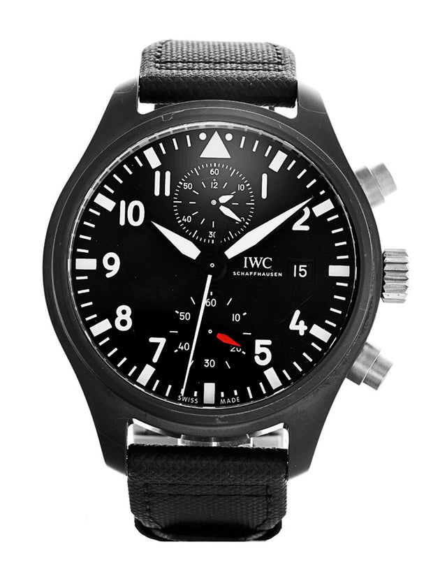 IWC Pilot's Chrono Men's Watch