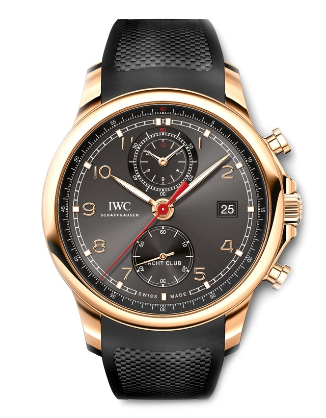 IWC Portuguese Yacht Club Mens Watch