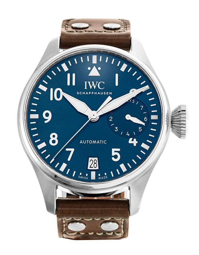 IWC Pilot's Big Pilot Limited Edition Le Petit Prince Blue Men's Watch