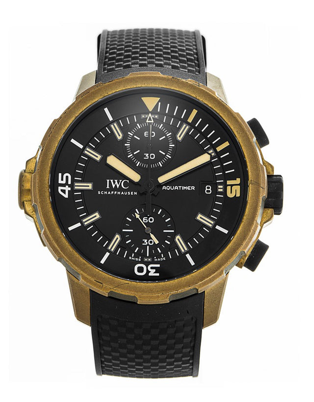 IWC Aquatimer Chronograph Special Edition Mens Watch
