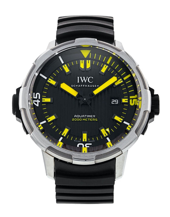 IWC Aquatimer Men's Watch